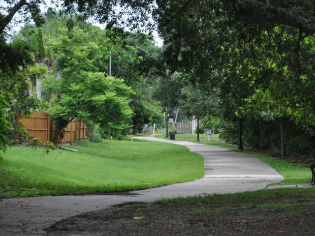 School Avenue Multi-Use Recreation Trail