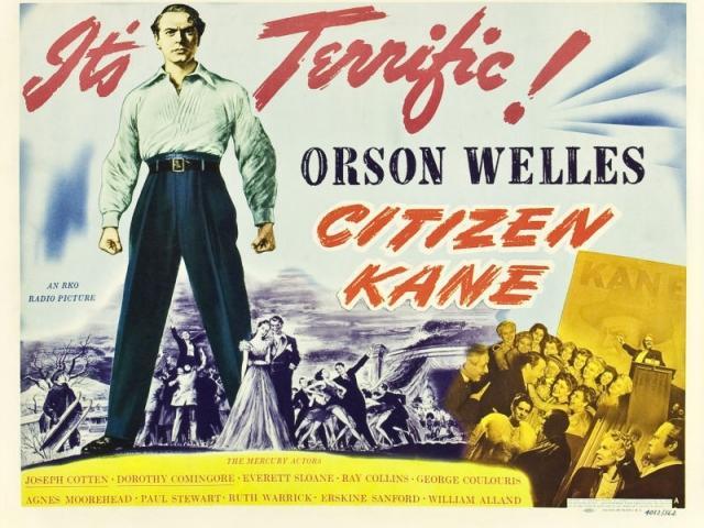 Cinematheque Screening of Citizen Kane
