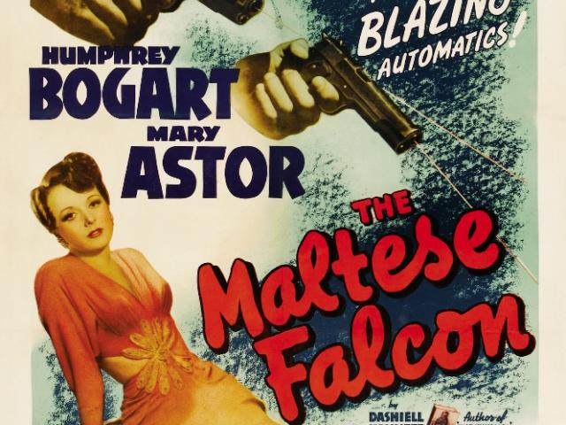 Cinematheque Screening of Maltese Falcon