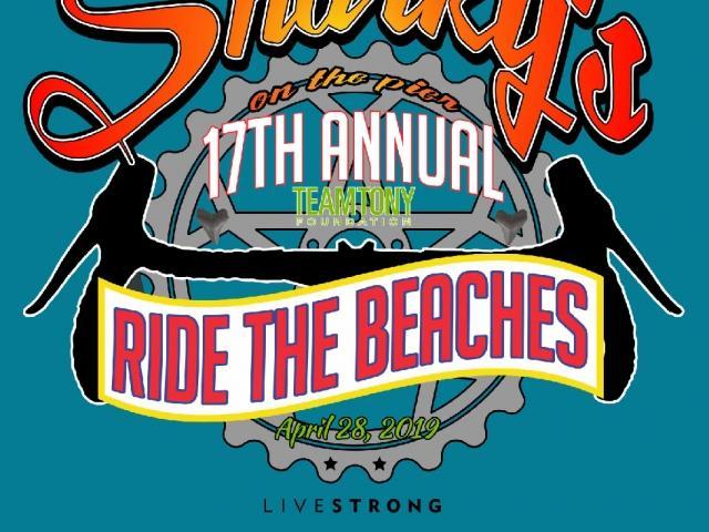 Sharky's Ride the Beaches