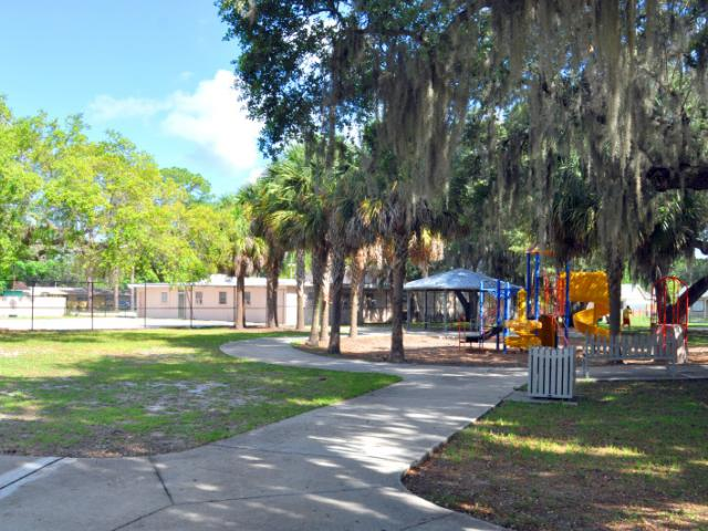 Shenandoah Park Playground