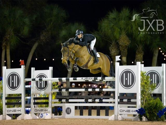 Show Jumping Under the Stars $25,000 Grand Prix Horse Show Jumping