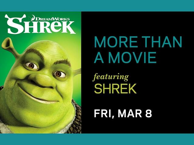 Shrek: More Than A Movie