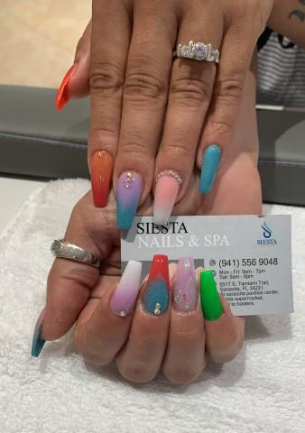 Vacation Nails - Why should you choose us for your nails and spa needs? because we have :  -Excellent customer service  -Experienced staff -Best beauty products and modern spa facilities.