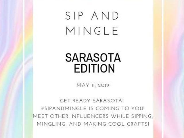 Sip and Mingle Sarasota Edition