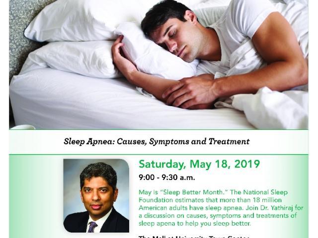 Sleep Apnea: Causes, Symptoms and Treatment