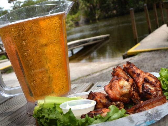 Craft Beer and Wings