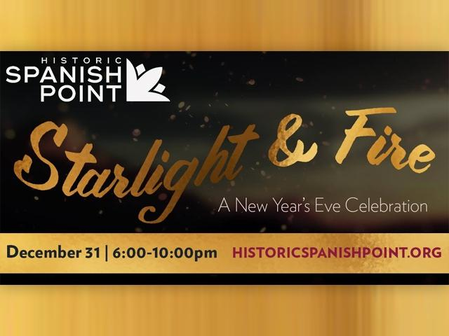 Starlight & Fire: New Year's Eve Celebration