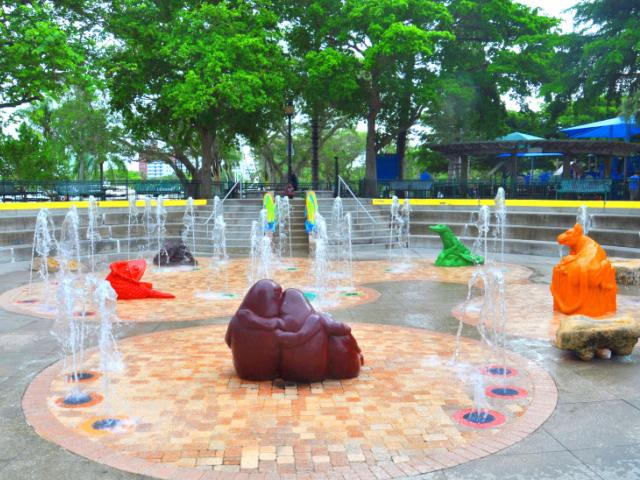 Steigerwaldt-Jockey Children's Fountain