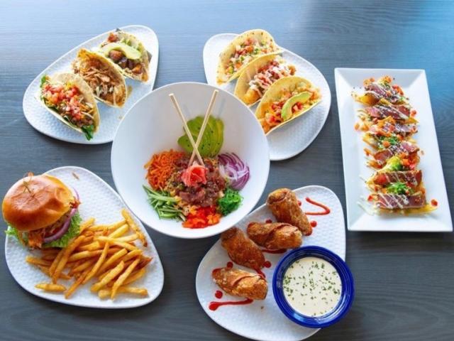 SRQ Food Collage