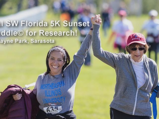 SW Florida 5K Sunset SCADaddle for Research