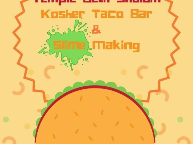 Taco Bar & Slime Making- Grades 3, 4, & 5