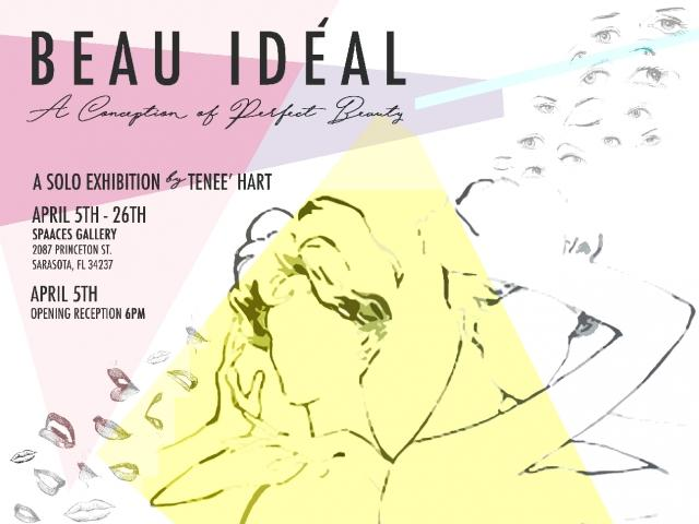 Tenee' Hart:  Beau Idéal: A Conception of Perfect Beauty
