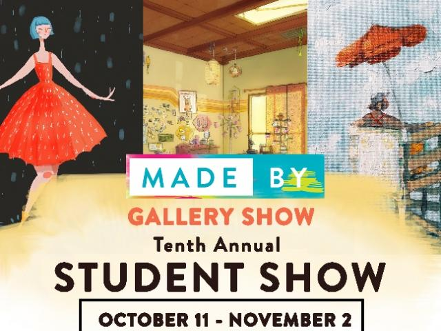 Tenth Annual Ringling College Student Show
