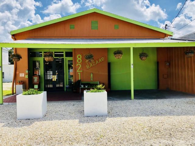 The outside of The Bazaar on Apricot & Lime - The outside of The Bazaar on Apricot & Lime