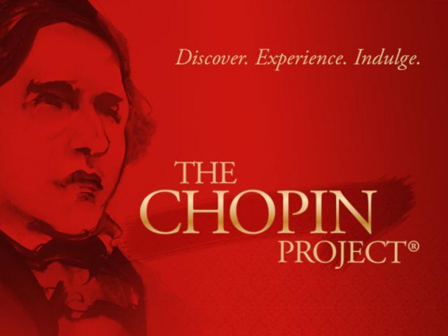 The Chopin Project - Logo - The Chopin Project - Logo