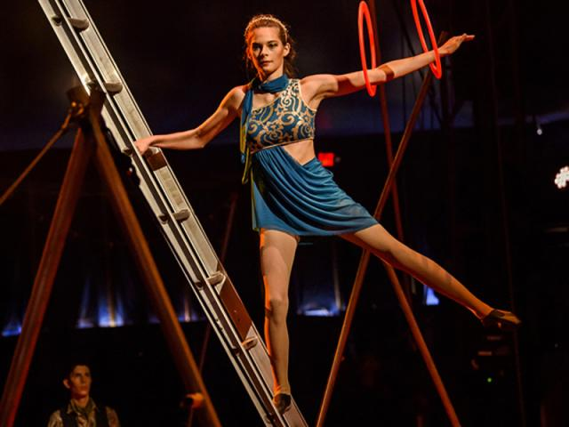 Circus Arts Conservatory 2018 - Credit: Cliff Roles - DSC_4656