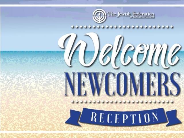 The Jewish Federation's Newcomer Event - Sarasota