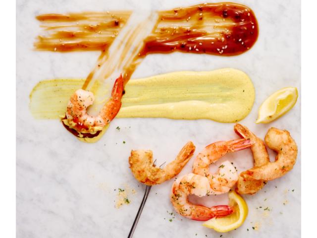 Shrimp Sauces
