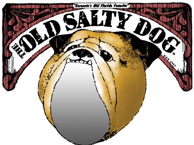Old Salty Dog Logo - Color Logo