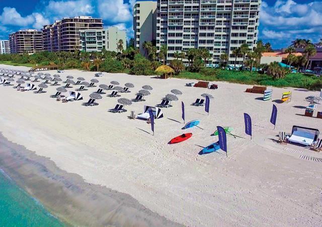 Beach Recreation