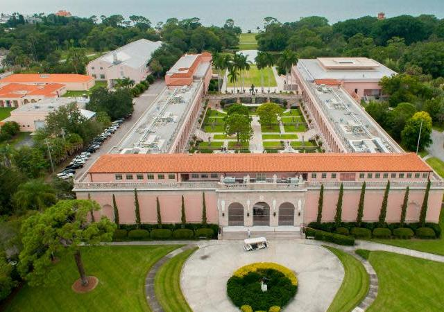 The John & Mable Ringling Museum of Art - The Museum of Art