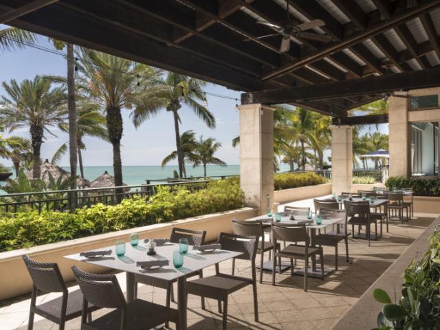 Ridley's Porch at The Ritz-Carlton Beach Club