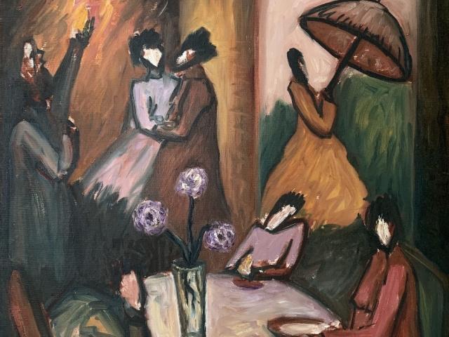 The Russian Art Journey