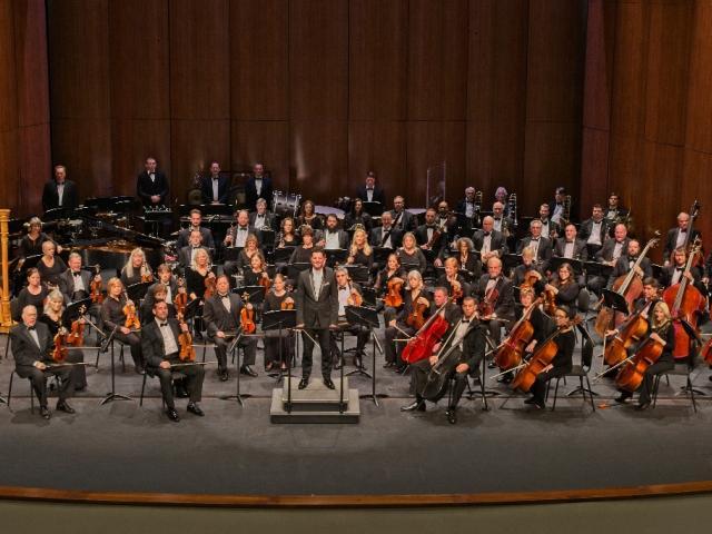 The Venice Symphony A Very Merry Holiday Pops