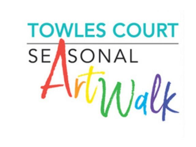 Towles Court Art Walk