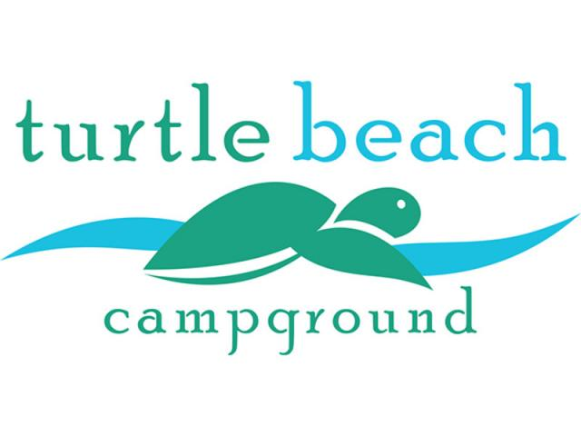Turtle Beach Campground - Logo