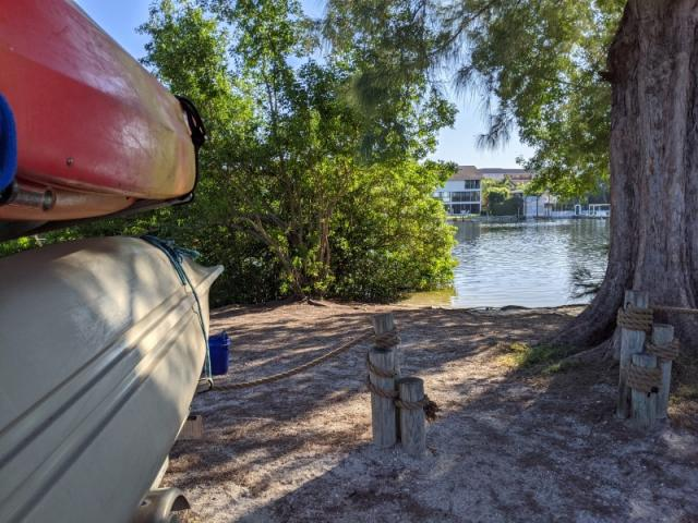 Turtle Beach Park - Commercial and Personal Kayak Launch