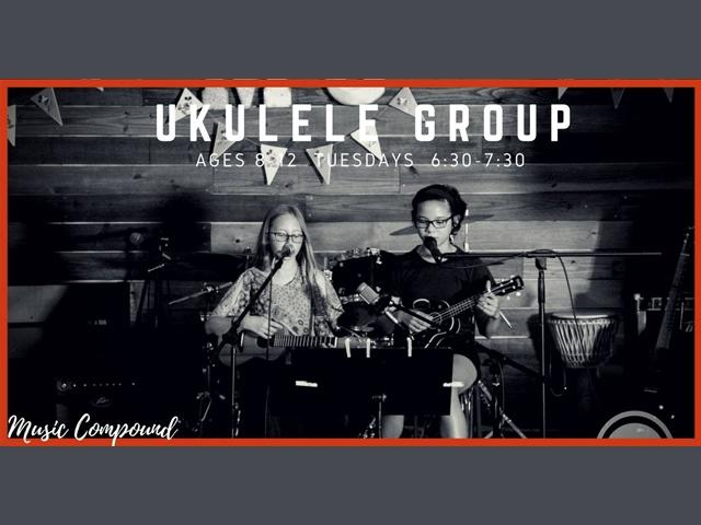 Ukulele Group at Music Compound