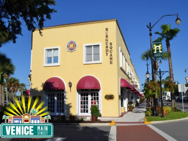 Miami Avenue West, Downtown Venice