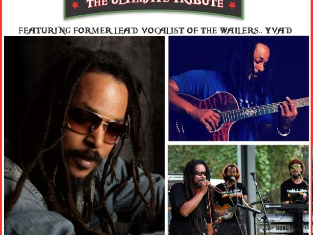 Bob Marley Tribute Band featuring Yvad