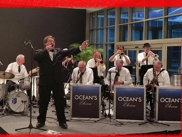 Ocean's Eleven Big Band