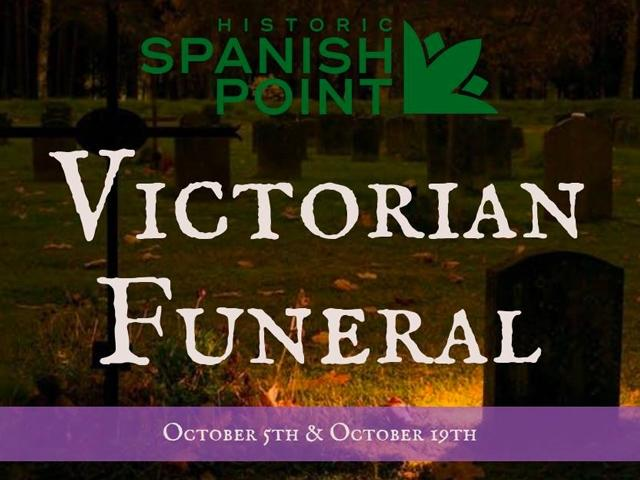 Victorian Funeral