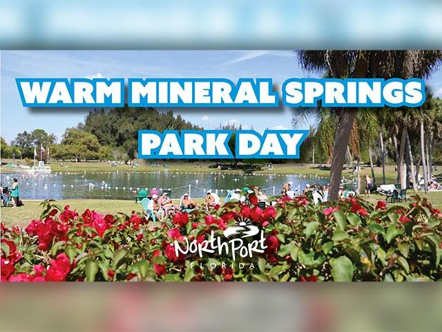 Warm Mineral Springs Park Day