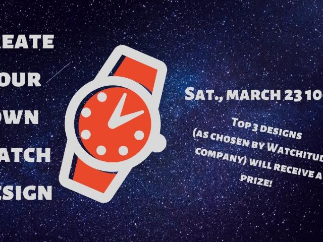 Watchitude Design Contest