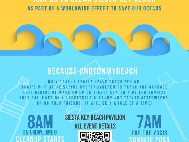 World Oceans Day Beach Cleanup with Beach.com, Because #NotOnMyBeach
