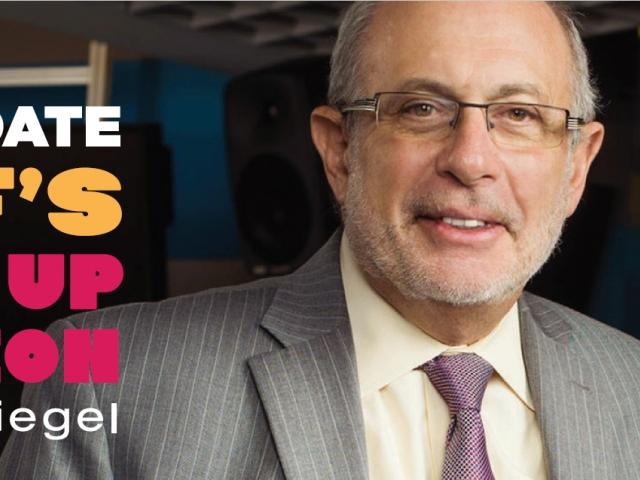 WUSF's Listen Up Luncheon with Robert Siegel