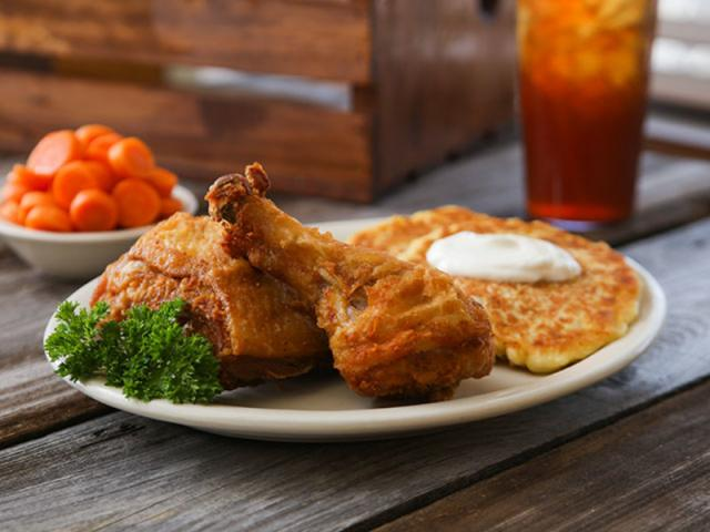 Fried Chicken - Our Famous Fried Chicken
