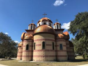 St. Sava Church in North Port Florida