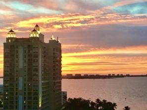 Sarasota is stylish by day or night. (Photo by Harrison Shiels)