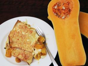 Florida Butternut Squash and Sage Lasagna