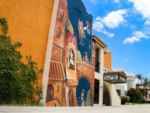 Florida Studio Theatre in downtown Sarasota