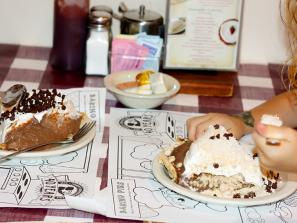 Yoder's Pie. Photo credit: Liz Sandburg