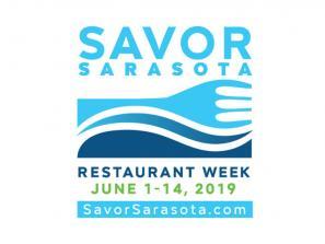 Savor Sarasota Logo