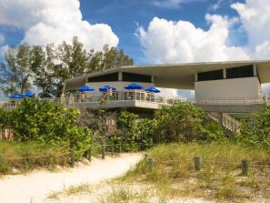Siesta Key Beach pavilion concession
