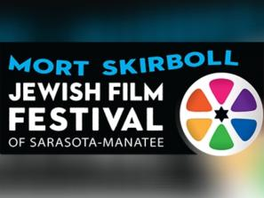 Flyer for jewish film festival